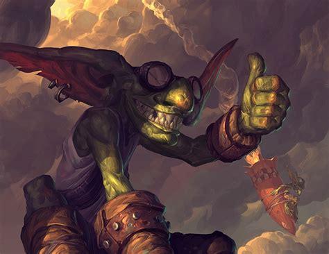 goblins vs gnomes hearthstone wiki photo fantasy hearthstone heroes of warcraft dwarf goblin