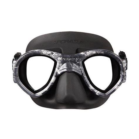 Mask Sporasub Mystic Blackmoon Freedive Freediving Spearfishing sporasub mystic mask 187 freedive shop