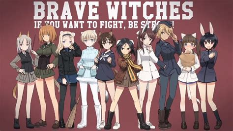 brave witches episode 1 12 end sub indo batch