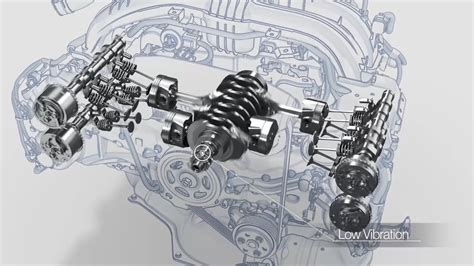 subaru forester boxer engine performance the subaru boxer engine technology subaru