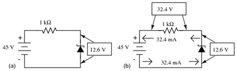 resistor voltage drop calc lessons in electric circuits volume iii semiconductors chapter 3