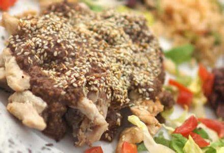 cuisine mol馗ulaire recette facile dinde 224 la sauce au chocolat recette mexicaine sur