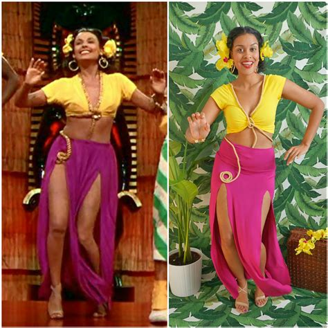 Need a last minute Halloween costume? Try this DIY honoring Lena Horne   BLAVITY