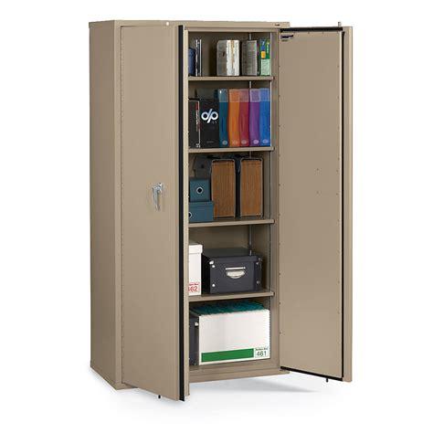 Tennsco Storage Cabinet Tennsco Resistant Storage Cabinet 36 215 19 1 4 X72 Sand Sand Cf7236 Ts Sand Flashpoint