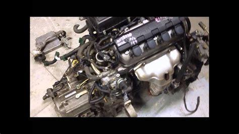 jdm honda civic da vtec  engine  transmission