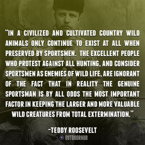 what should sportsman always consider when hunting from a boat 12 inspirational quotes all hunters should know outdoorhub