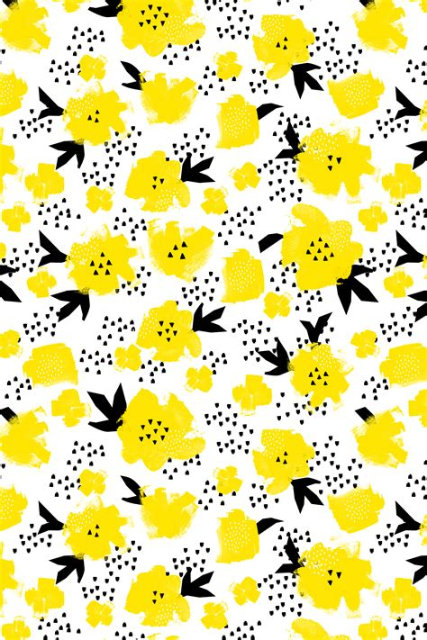 pattern yellow free free wrapping paper mother s day babasouk