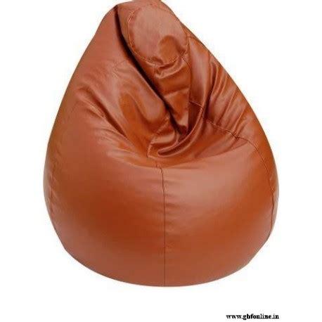 comfortable bean bags rust comfortable branded xxl sized bean bag