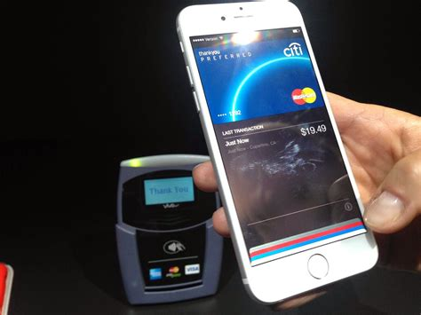 how to set up apple pay on iphone 6 6 plus with ios 8 apple pay