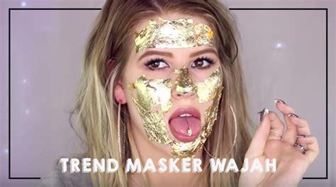 Masker Unik 10 trend masker wajah unik yang viral di sosial media