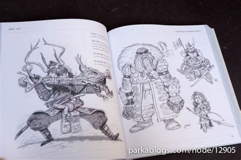 sketching from the imagination book review sketching from the imagination characters parka blogs