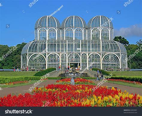 Botanical Garden Of Curitiba Botanical Garden Curitiba Brazil Stock Photo 63859081