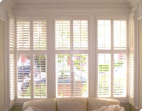 Ideas For Hton Bay Blinds Design 8 Best Square Bay Window Images On Bay Windows Curtains And Shades