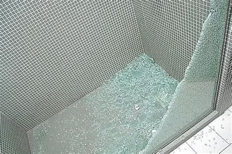 glass door spontaneously shatter shattering home experiences nation the