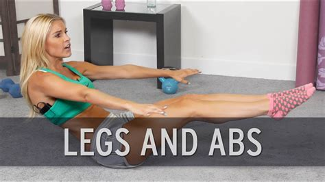 legs and abs circuit workout