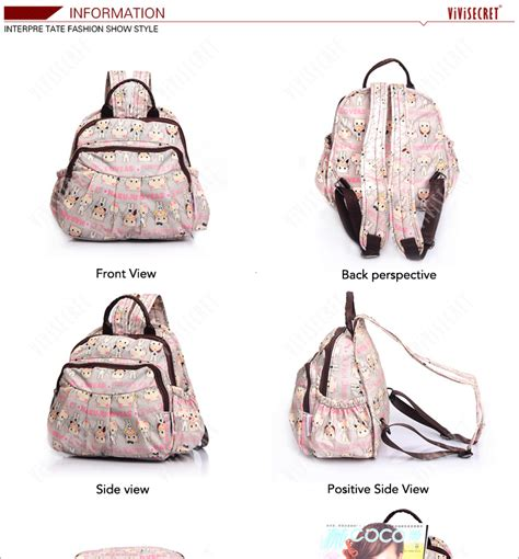 design your own school bag backpack school bag with anime