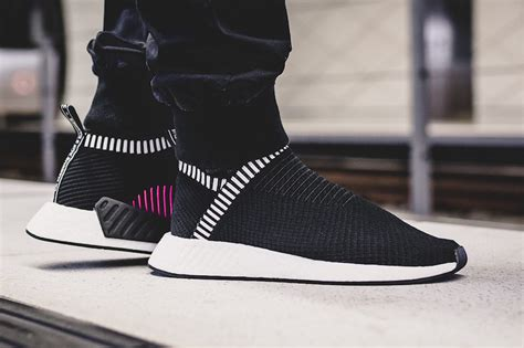 Adidas Nmd City Shock Putih the adidas nmd city sock 2 primeknit shock pink pack