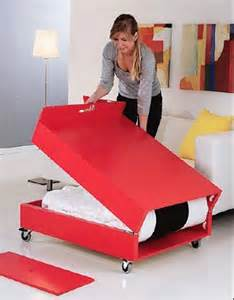 Guest Bed Table 16 Creative And Mind Blowing Folding Beds