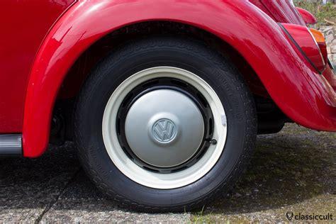 volkswagen bug wheels vw 1200 a standard beetle 1965 1966 details