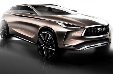 Infiniti Qx50 Concept by New Infiniti Qx50 Concept Revealed Ahead Of Detroit Show