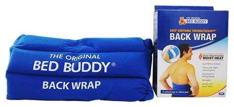 bed buddy back wrap buy bed buddy thermatherapy deep penetrating back wrap
