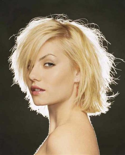 haircuts blonde thin hair bob cuts for fine hair short hairstyles 2017 2018