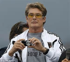 David Hasselhoff Hospitalized To Detox by David Hasslehoff In Hospital With Poisoning