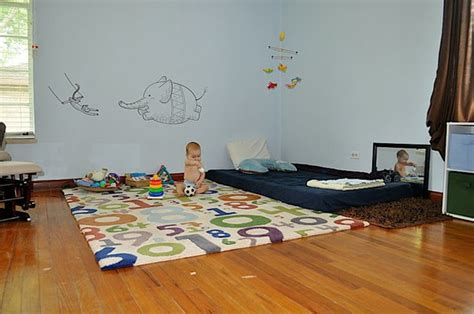 Baby Floor Bed by A Room For Puca Luca Baby