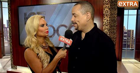 coco extra scene ice t coco reveal baby s gender and name in ice coco