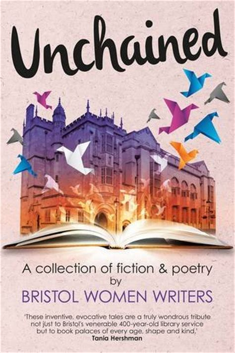 unchained books book review unchained by bristol writers