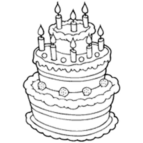 tier cake coloring page tiered cake coloring pages