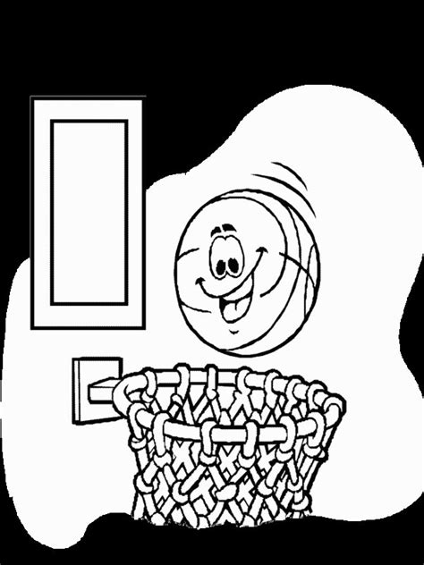 basketball backboard coloring page basketball hoops pictures cliparts co