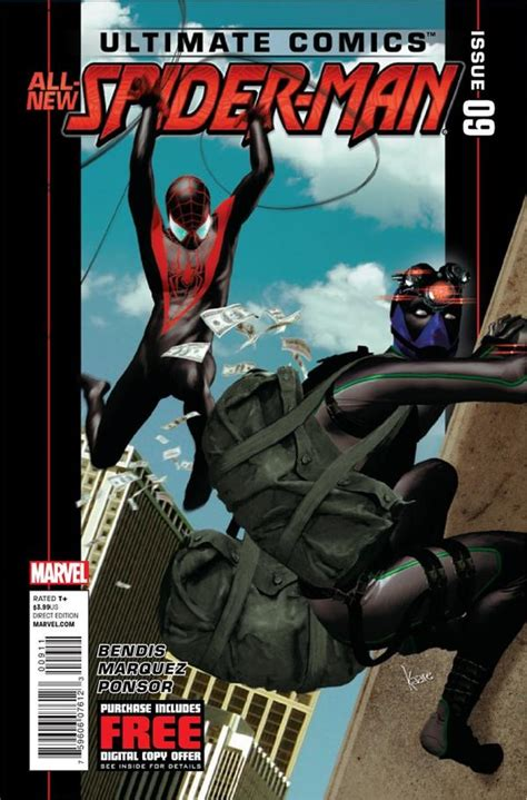 fight or flight the vire favors series volume 3 books ultimate comics spider 9 review worldofblackheroes