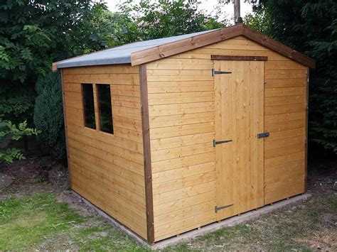8x8 Shed 8x8 Apex Classic Shed Easy Shed
