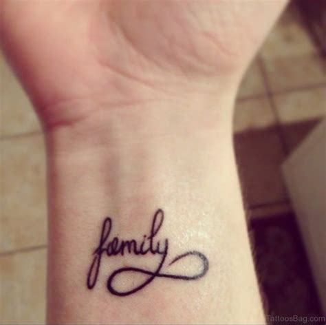 first wrist tattoo family on wrist www pixshark images