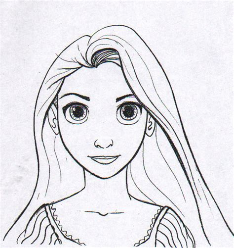 free printable tangled rapunzel coloring pages gt gt disney