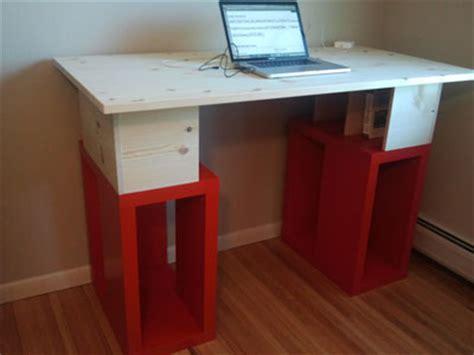 Diy Standing Desk Ikea Ikea Diy Standing Desk Eed3si9n