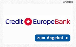 europe credit bank festgeld das festgeld der credit europe bank im produkt check