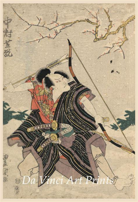 printable japanese art japanese art samurai woodblock print reproductions nakumura