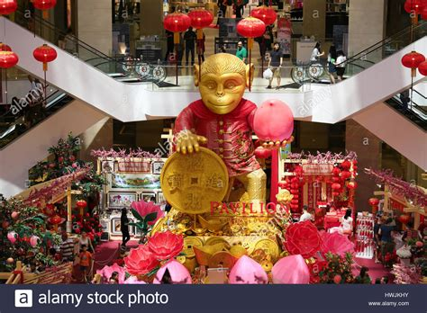 new year decoration monkey new year cultural decorations of the year of