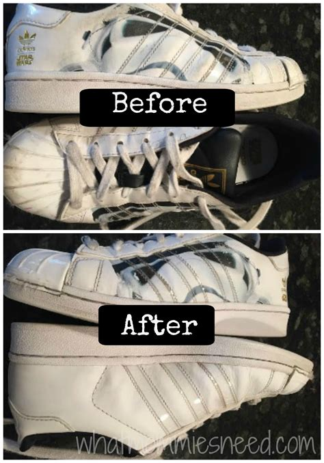 can you use mr clean magic eraser on shoes style guru