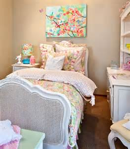cherry blossom bedroom cherry blossom birdies big girl room traditional