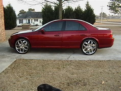 2004 lincoln ls for sale landon22s 2004 lincoln ls specs photos modification info