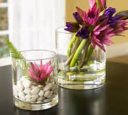 flower vase decoration real simple ideas for simple glass vases by