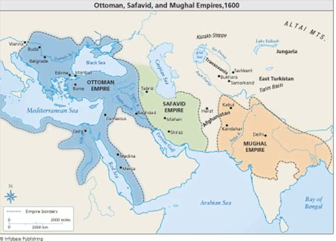 Mughal And Ottoman Empires Ottoman Safavid And Mughal Empires Www Pixshark Images Galleries With A Bite
