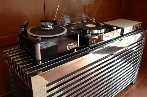 Rha T20i Mod nessie vinylmaster record cleaner thorens td 550 and burmester 101 avfans
