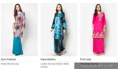 Beli Baju Di Zalora baju kurung moden 2015 hairstyle gallery