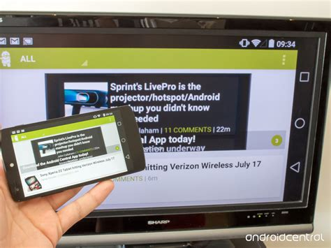 mirror app for android proper screen mirroring via chromecast now working on stock android devices others with updated