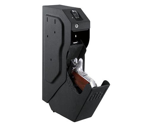 bed gun safe the best bedside gun safes at every price point guns ammo