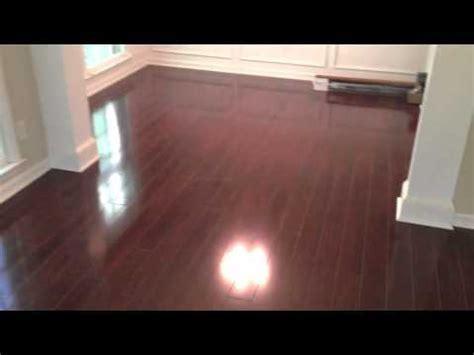 Cherry High Gloss Laminate Flooring   YouTube